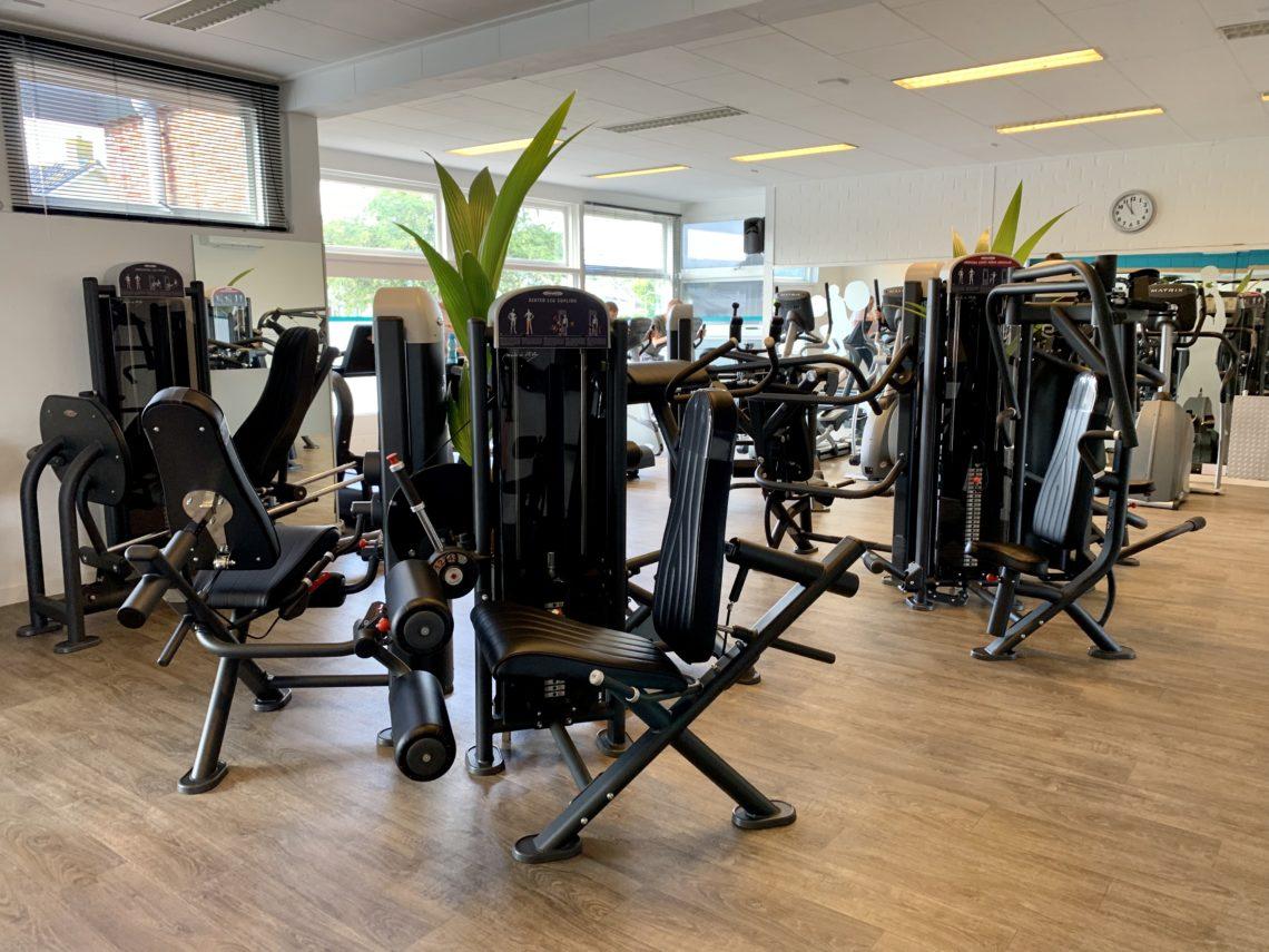Sportschool in Elburg