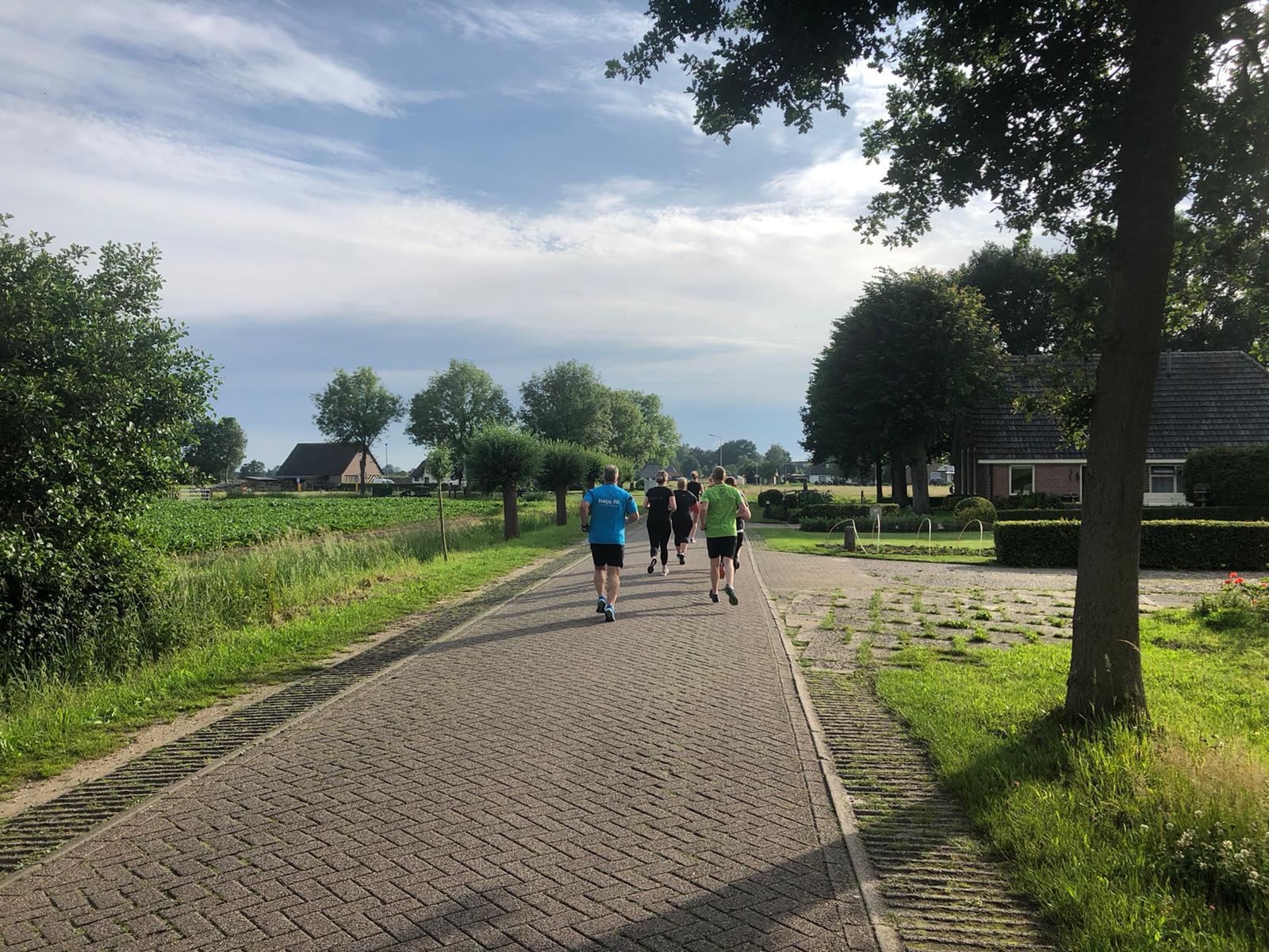 Walk, Run, Walk met Força Fit